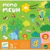 Memory sonore Memo Meuh - Djeco