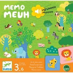 Memory sonore Memo Meuh
