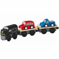 Train ferroutage