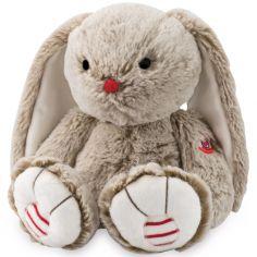 Peluche lapin Rouge Kaloo beige (29 cm)