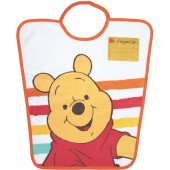 Bavoir passe-tête Winnie l'ourson - Babycalin