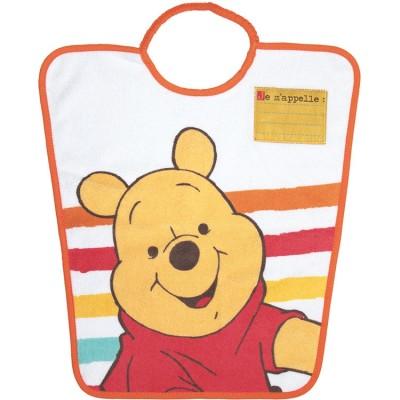 Bavoir passe-tête Winnie l'ourson  par Babycalin