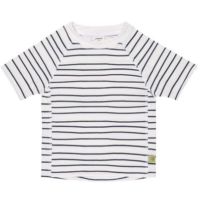 Tee-shirt anti-UV manches courtes Marin bleu (2 ans)  par Lässig