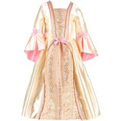 Robe Duchesse de Damas (6-8 ans)