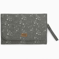 Tapis à langer Weekend Constellation Etoile gris