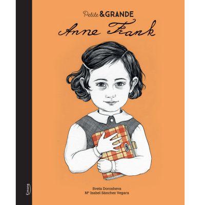 Livre Anne Frank  par Editions Kimane