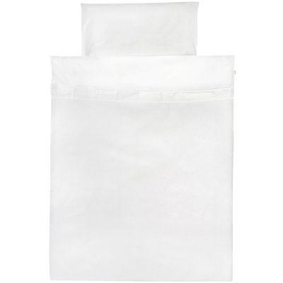 Housse de couette et taie d'oreiller Diamond White (110 x 140 cm) Les Rêves d'Anaïs