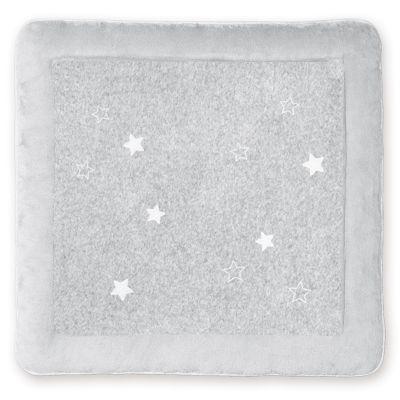 Tapis de parc Stary frost en terry mixed grey (100 x 100 cm)  par Bemini