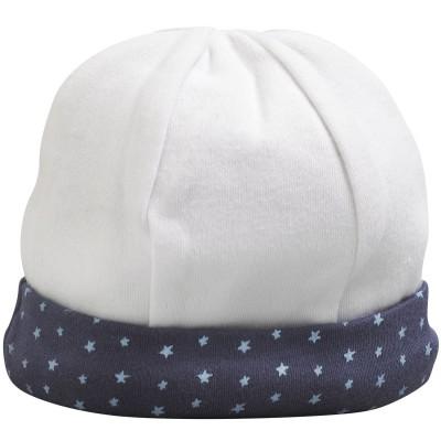 Bonnet de naissance Merlin  par Sauthon