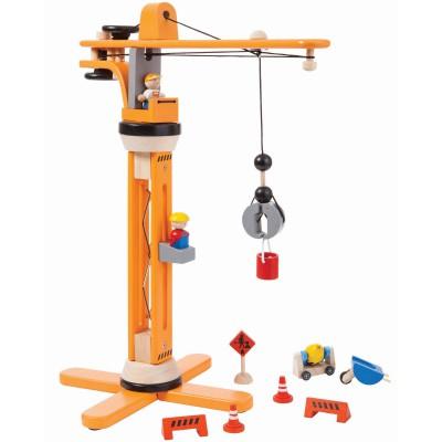 Grue  par Plan Toys