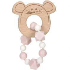 Jouet de dentition bracelet souris Little Chums
