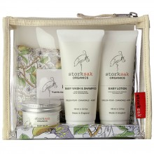 Kit de voyage Spa Bébé (4 produits)  par Storksak