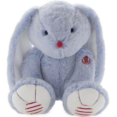 Peluche lapin Rouge Kaloo bleu (38 cm) Kaloo