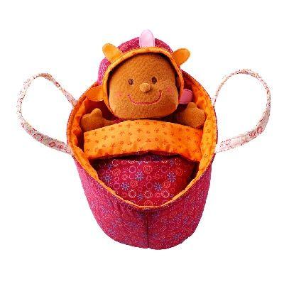 Poupée bébé Léa (22 cm) Lilliputiens