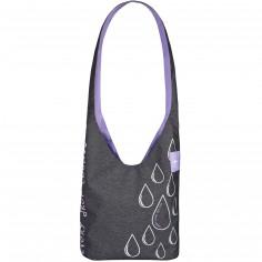 Sac Shopping Ecoya violet