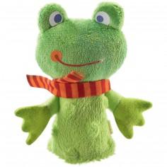 Marionnette à doigt grenouille