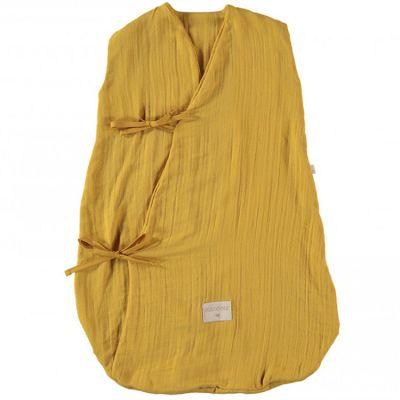 Gigoteuse légère Dreamy Farniente yellow TOG 1 (90 cm)  par Nobodinoz