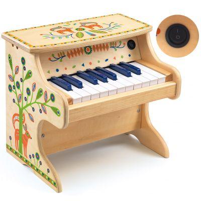 Piano électronique (18 clés)