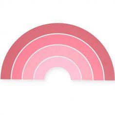 Applique murale Rainbow blush rose