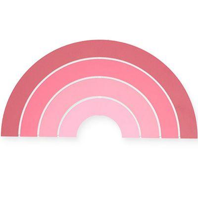 Applique murale Rainbow blush rose  par Jollein