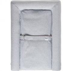 Matelas à langer Mat'Confort gris chiné (70 x 50 cm)