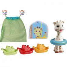 Coffret de bain Aqua set Sophie la girafe Fresh Touch (6 pièces)  par Sophie la girafe
