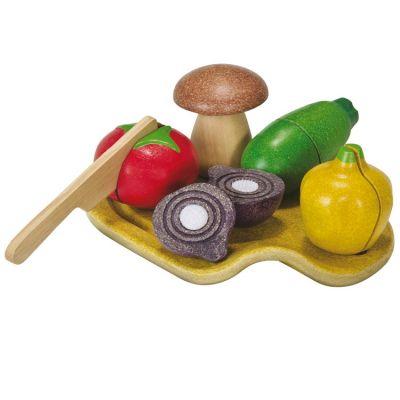Assortiment de légumes Plan Toys
