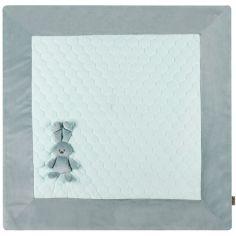 Tapis de jeu Lapidou menthe (100 x 100 cm)