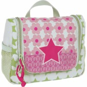 Mini trousse de toilette Starlight rose - Lässig
