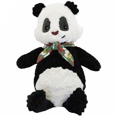 Peluche Simply Rototos le panda (33 cm)  par Les Déglingos