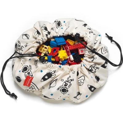 Mini sac à jouets 2 en 1 Espace Play&Go