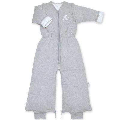 Gigoteuse légère pady jersey Stary gris chiné TOG 1 (85 cm)  par Bemini