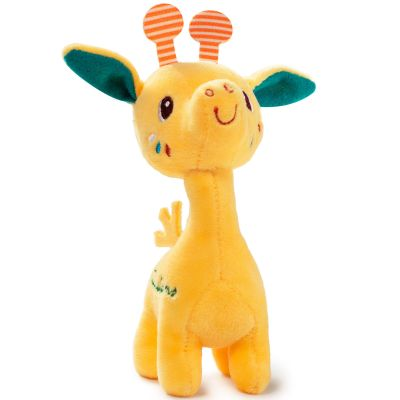 Mini peluche Zia la girafe (13 cm)  par Lilliputiens