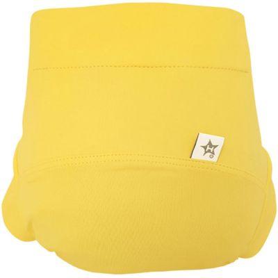 Culotte couche lavable classique TE2 jaune (Taille S)  par Hamac Paris