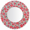 Miroir incassable Fleuri  - Little big room by Djeco