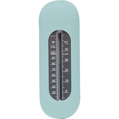 Thermomètre de bain vert d'eau  par Luma Babycare