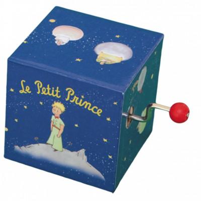 Cube manivelle Petit Prince  par Trousselier