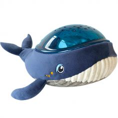 Veilleuse musicale projecteur baleine Aqua Dream