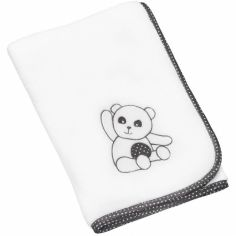 Couverture en polyester panda Chao Chao (75 x 100 cm)