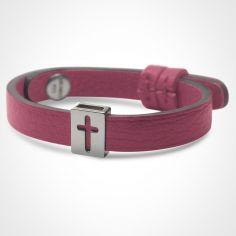Bracelet Hallelujah simple (or blanc 750°)