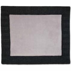 Tapis de parc Robust Mix gris anthracite (85 x 100 cm)