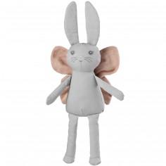 Peluche lapin Tender Bunnybelle grise (41 cm)