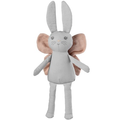 Peluche lapin Tender Bunnybelle grise (41 cm) Elodie Details