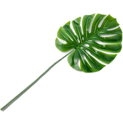 Feuille tropicale verte Tropi Chic