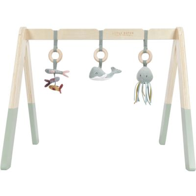 Arche de jeux en bois Ocean mint  par Little Dutch