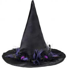 Chapeau de sorcière Cara