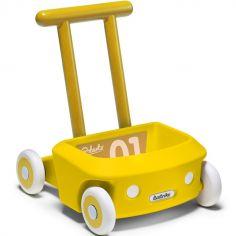 Chariot de marche Roberto jaune