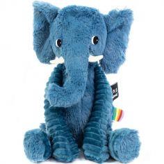 Peluche Les Ptipotos Dimoitou l'éléphant (26 cm)