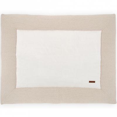 Tapis de parc Classic sable (85 x 100 cm)  par Baby's Only