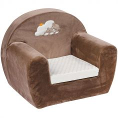 Fauteuil club Basile l'ours